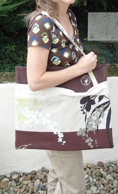 sac couture fait main