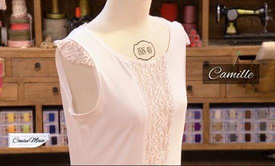 m6 cousu main d fi customisation t shirt. Black Bedroom Furniture Sets. Home Design Ideas
