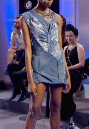 Projet Fashion Robe Tara