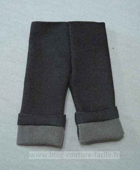 pantalon pour poup e cheries corolle. Black Bedroom Furniture Sets. Home Design Ideas