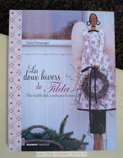 Livre les doux hivers de Tilda