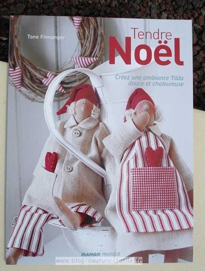 livre Tilda Tendre Noel