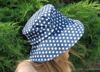 tuto vidéo chapeau couture