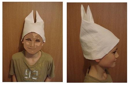 prototype bonnet d'âne