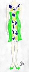 modele femme robe
