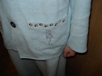 poche pyjama