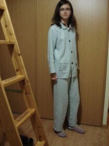 pyjama burda fille