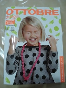 Magazine Ottobre enfants printemps 2014