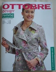 Magazine Ottobre Design Femmes ete 2014