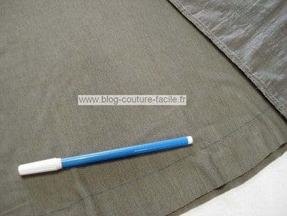 ourlet robe beckie