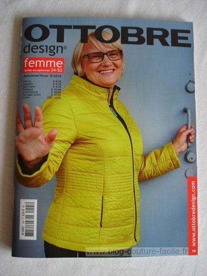 Ottobre design femme automne hiver 2014