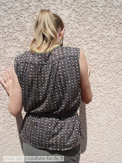 dos blouse ottobre bohemian