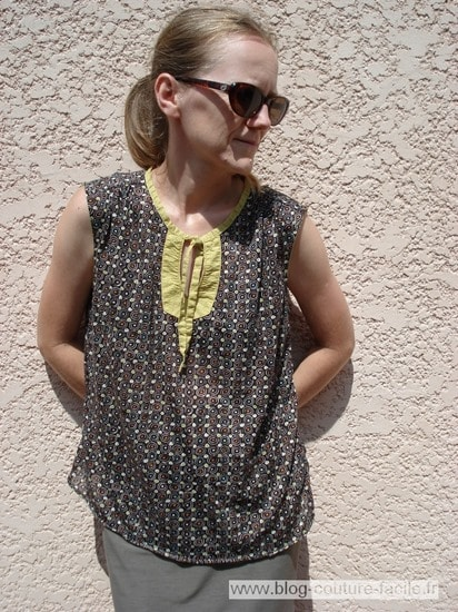 ottobre blouse bohemian