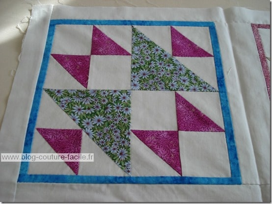 sampler bloc patchwork