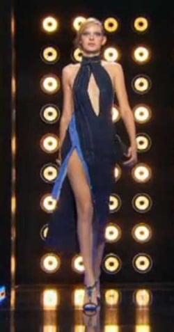Projet Fashion robe glamour joffrey