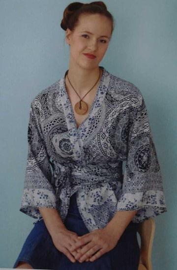ottobre kymono style tunique