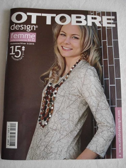 magazine ottobre automne hiver femme 2015