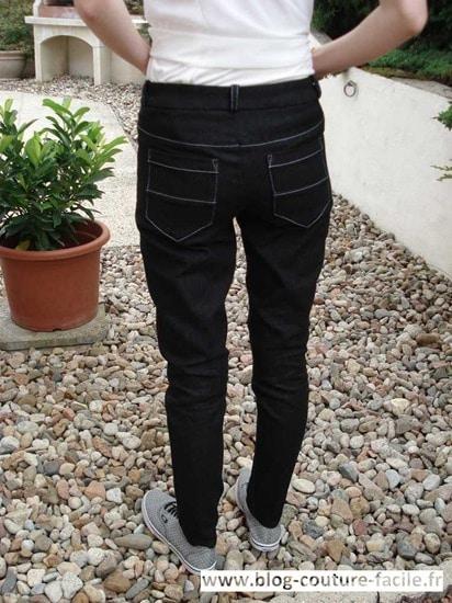 jamie jeans named poche arrière