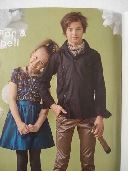 chemise peter pan ottobre