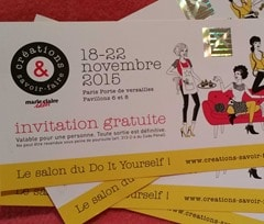 invitation creation savoir faire