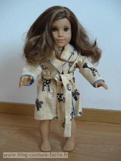 robe de chambre butterick 3329