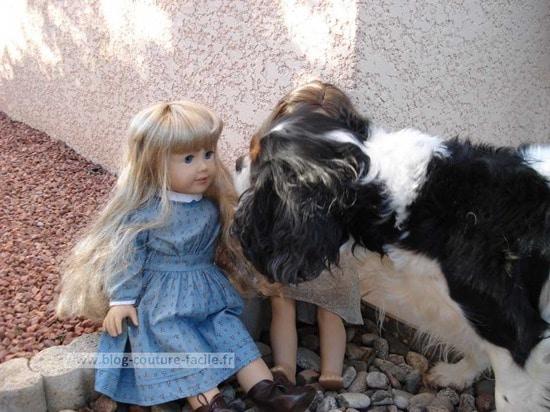 doll american girl rebecca rubin et kirsten