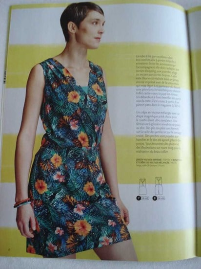 robe Tropical flowers ottobre