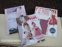 Livres couture Tilda et Designer