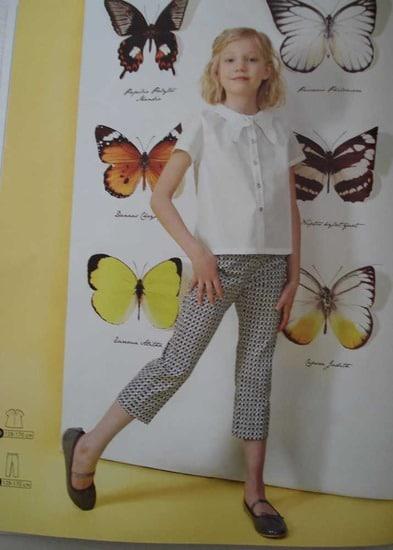pantacourt mariposa ottobre