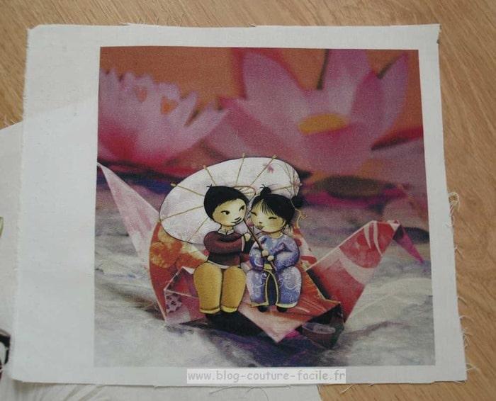 petit coupon illustré japon laure phelipon