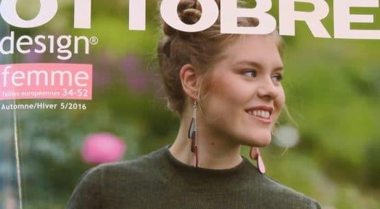 magazine de couture pour femme