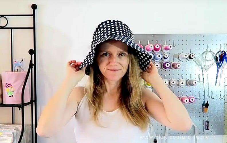 chapeau à réaliser soi même
