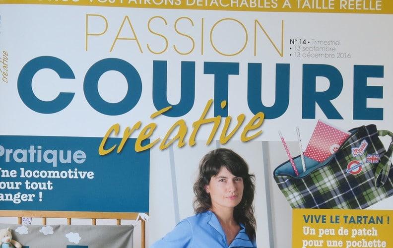 Magazine passion couture créative