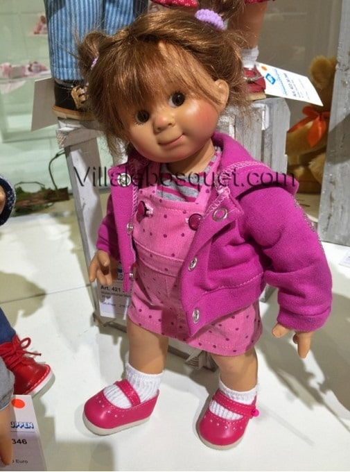 poupée-mona- muller-wichtel-schildkröt