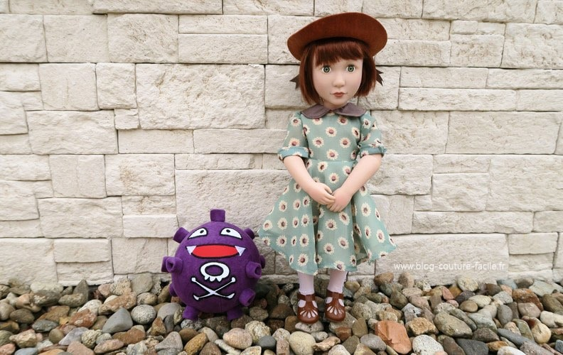 peluche pokemon poupee clementine girl time