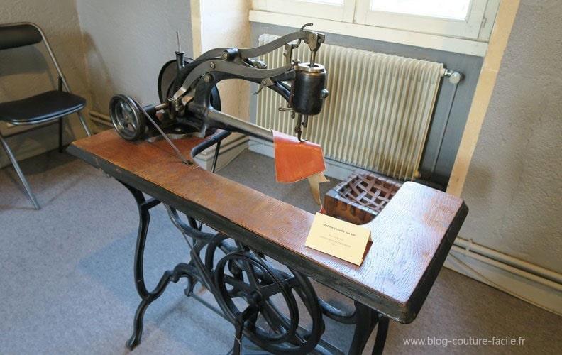 machine a coudre thimonnier bati