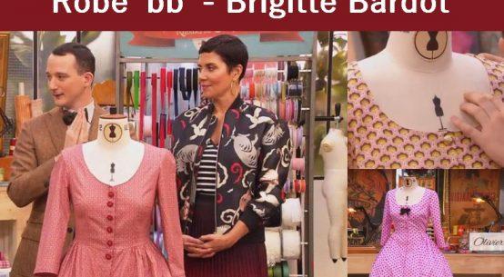 robe brigitte bardot robe bb