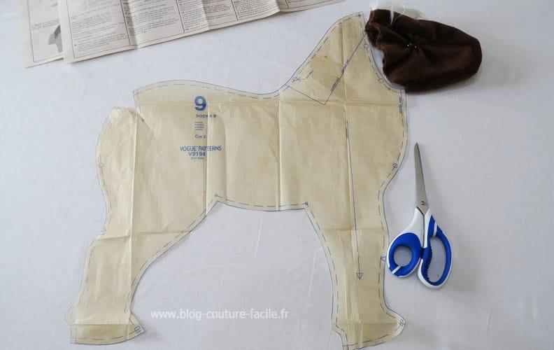 tete de cheval pour poupee