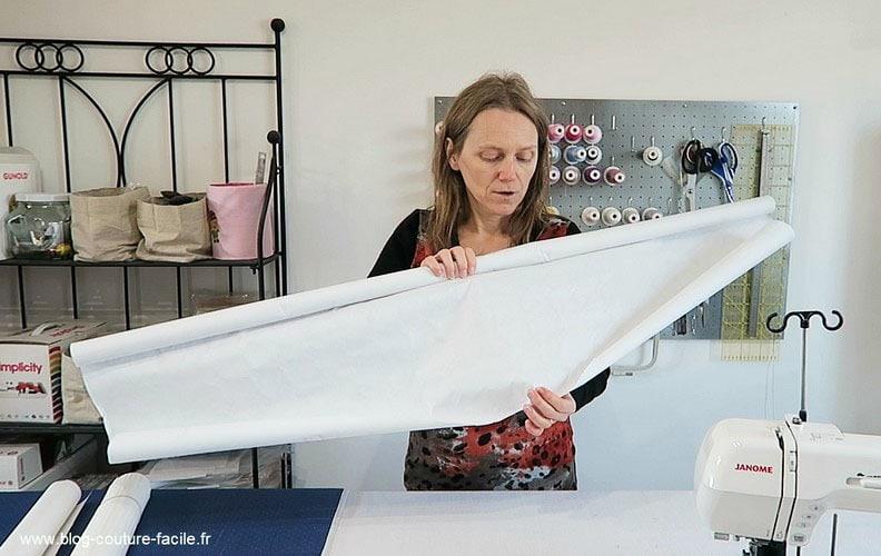astuce pour d calquer un patron de couture. Black Bedroom Furniture Sets. Home Design Ideas
