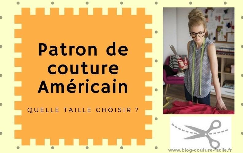patron-de-couture-américain-taille