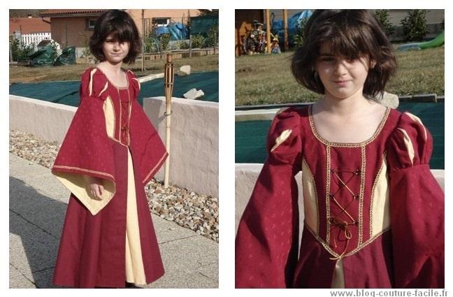 costume-medieval-burda-2463