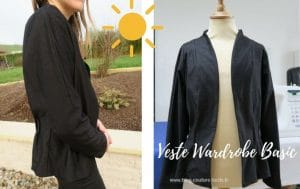 veste wardrobe basic