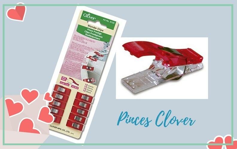 pinces clover