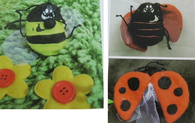 abeille-coccinelle-tissu