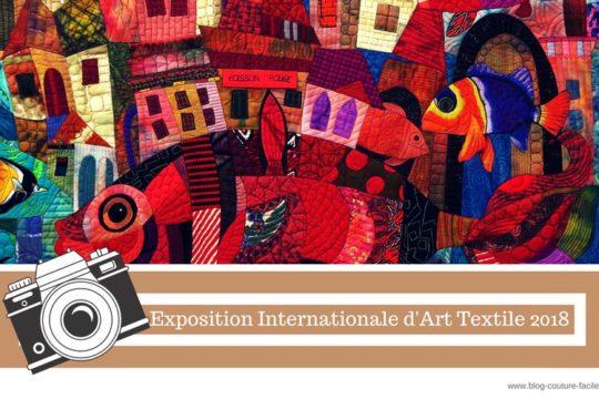 exposition biennale internationale art textile 2018