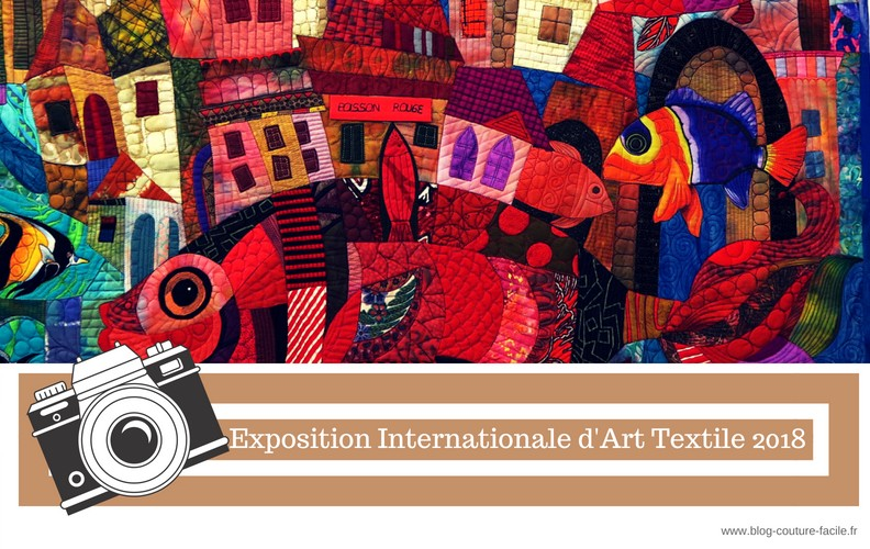 exposition biennale internationale art textile 2018