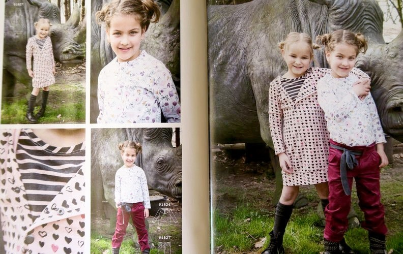 blouse-robe-pantalon-fille