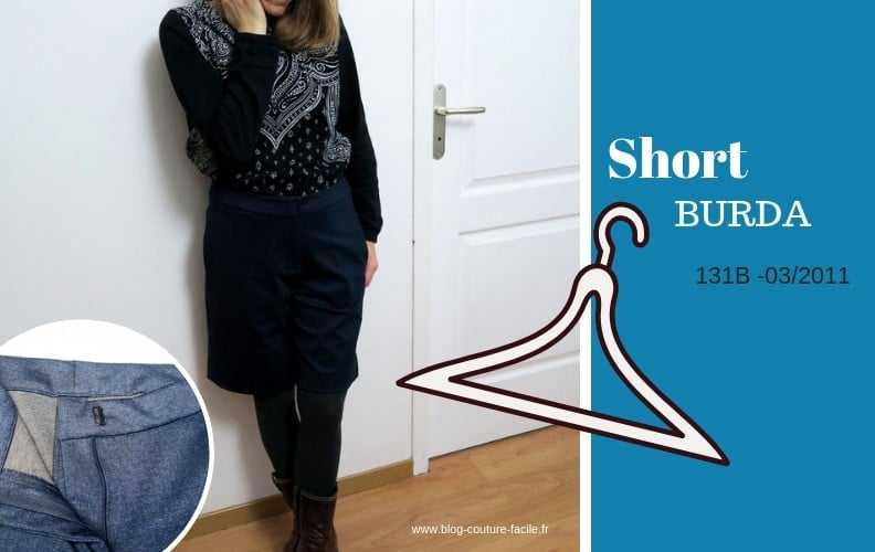 short burda femme