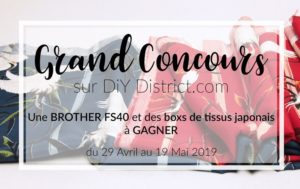 concours diy district