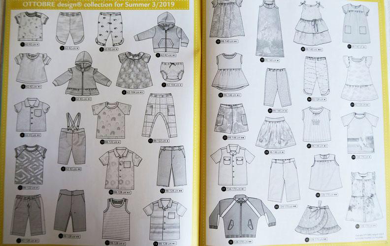 patron couture ottobre enfants 3 2019